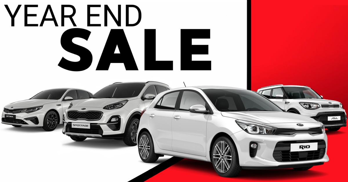 Kia Trinidad 2018 Year End Sale