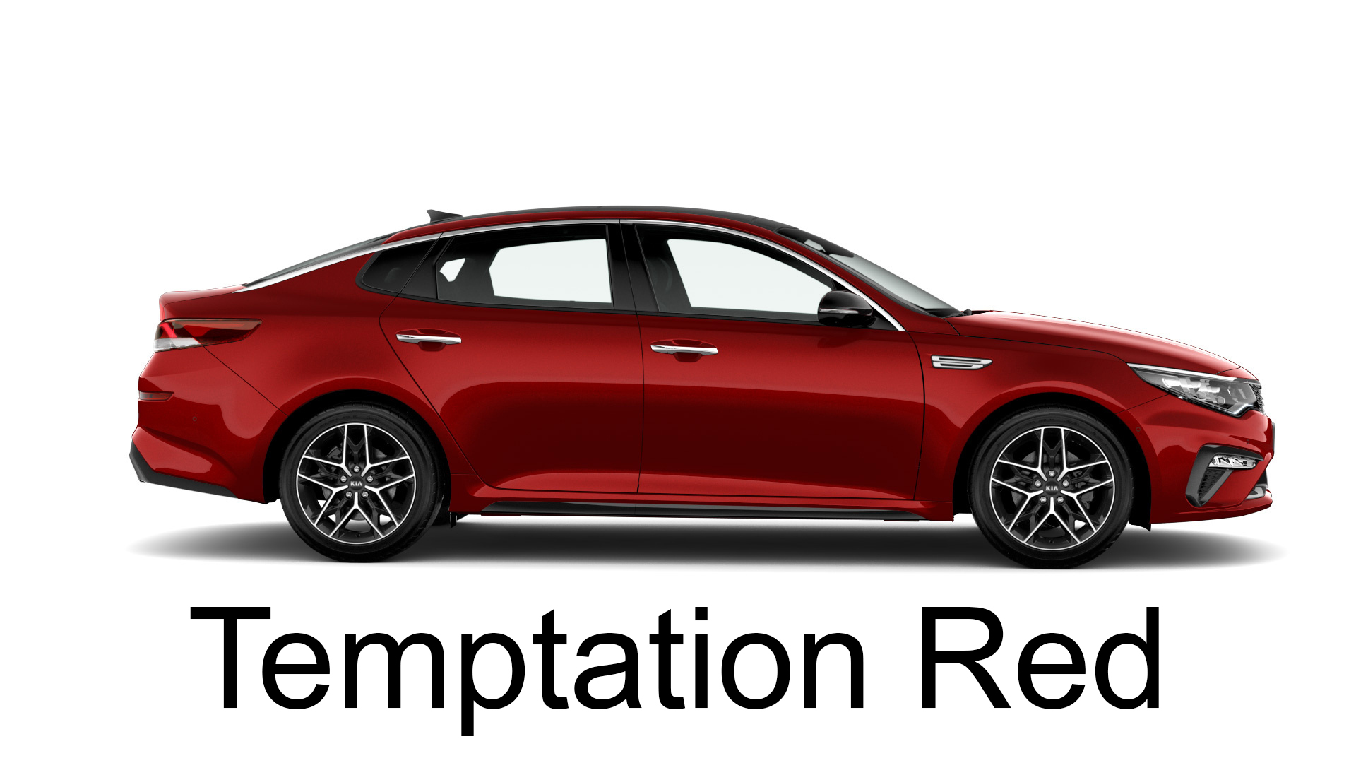 Optima Temptation Red